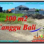 Magnificent 300 m2 LAND FOR SALE IN CANGGU BALI TJCG203