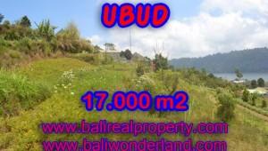 Land for sale in Bali, Exotic view in TABANAN BEDUGUL – TJTB082